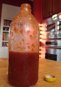 vinegar sauce bbq