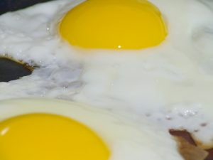 Breakfast Eggs: Griddle Required!