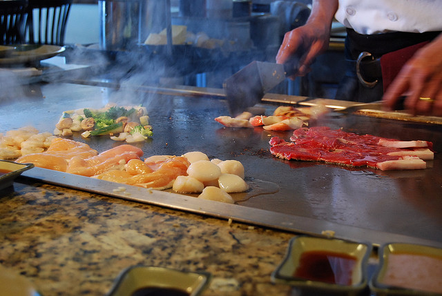 What Is A Teppanyaki Grill Barbecue Tricks