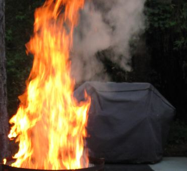Warning What You Need To Know About Grease Fires Barbecue Tricks