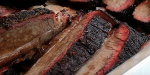 Brisket Smoke Ring