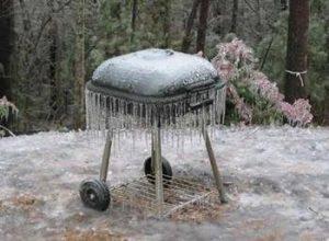 winterize grill