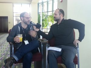 Had a chance to talk to Alton Brown as his fun live show rolled through town...Click for more!