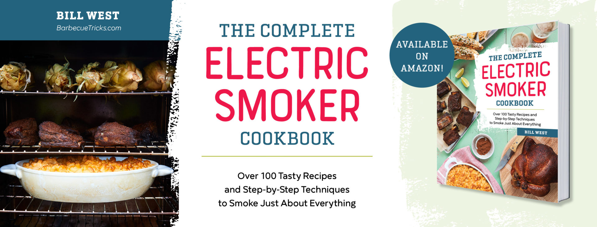 Electric smoker cookbook barbecue tricks electric smoker cookbook forumfinder Gallery