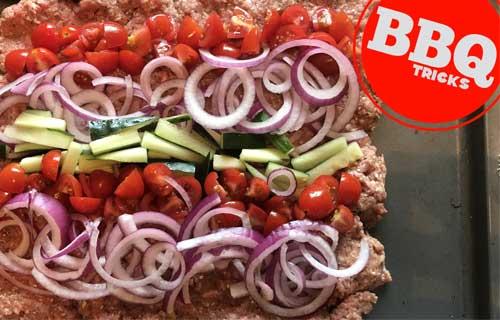 Lamb Recipe: Big Fat Greek Fatty - Barbecue Tricks