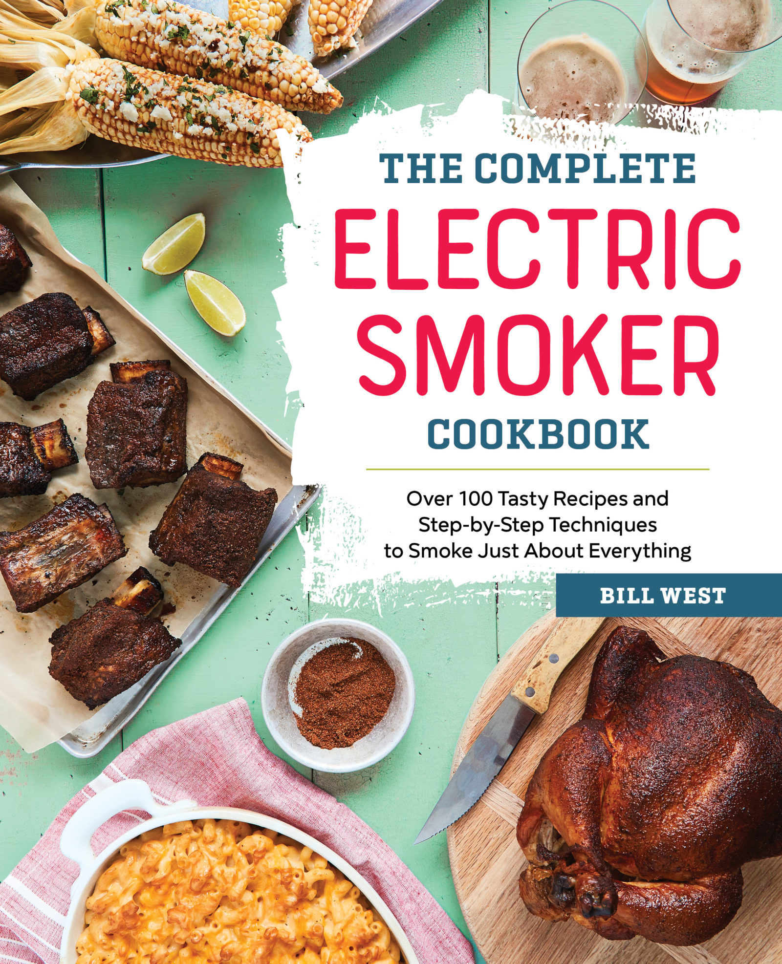 Electric smoker cookbook barbecue tricks electric smokers make it easier than ever to perfect the age old art of smoking meat but how do you figure out the right timing temperature forumfinder Gallery