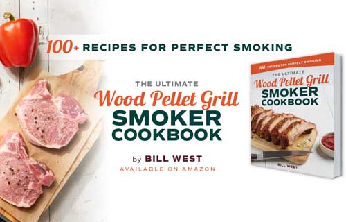 Wood Pellet Grill Smoker Book