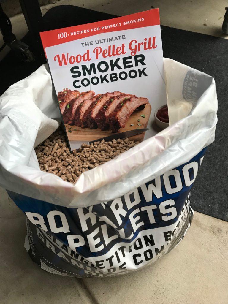 pellet grill pellets