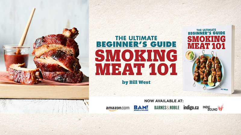 Smoking Meat 101 book